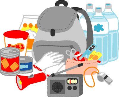備蓄食料おすすめリスト!賞味期限や廃棄方法も紹介!3日分で足りる?
