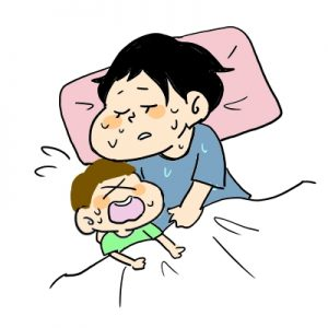 寝苦しい夜におすすめしたい6つの対策!エアコンや扇風機の上手な使い方