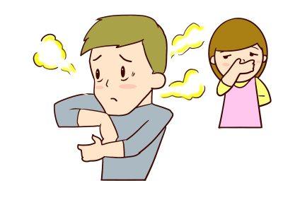体臭を予防するおすすめ対策!食べ物やサプリ・石鹸や入浴法など!