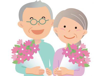 敬老の日に贈りたいお花7選!花言葉も併せて解説します