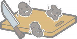 まな板を除菌する3つの方法!カビを予防する5つの方法も紹介!