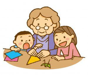 敬老の日にプレゼントしたい折り紙3選!幼児でも簡単なものは?
