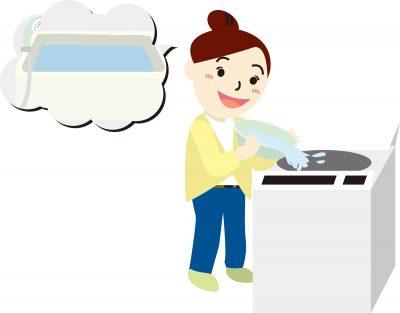 風呂水で洗濯するとどれだけ節約?正しいやり方と注意点を徹底解説!