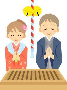 初詣のやり方をイチからおさらい!神社とお寺ごとの違いも徹底解説!